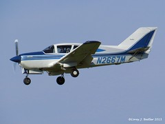 Bellanca Super Viking (Corey J. Beitler) Tags: bellanca lehighvalleyinternationalairport bellancasuperviking