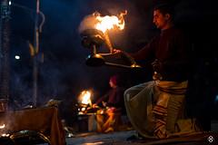 'Prayer' - 2 (subodh shetty) Tags: travel nepal people photography evening lowlight nikon prayer documentary places nikkor katmandu 70200 ghats aarti d4s pashupathinath