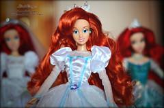 Ariel 003 (Lindi Dragon) Tags: ariel doll dolls disney mermaid disneystore disneyprincess