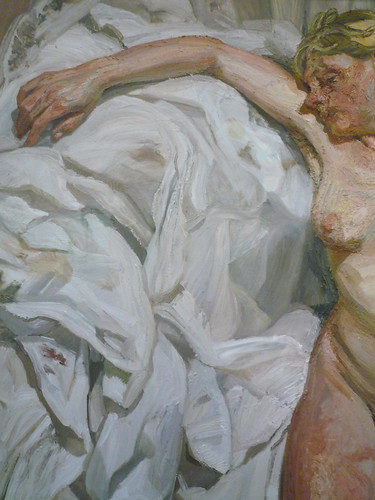 Freud, Standing by the Rags, 1988-89