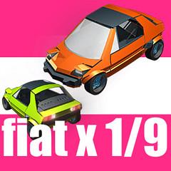 x 1/9 (Option!) Tags: car sketch dish mr fiat deep x 80 19 alloys toycar sportscar deformed choroq