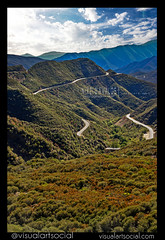 Los Padres National Forest (Nixzi d'Avalos) Tags: california sky nature clouds outdoor roadtrip venturacounty photooftheday beautifulday wildness lospadresnationalforest canon60d