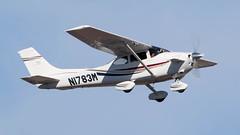 Cessna 182P N1783M (ChrisK48) Tags: airplane aircraft 1975 dvt 182 phoenixaz kdvt cessna182p phoenixdeervalleyairport n1783m