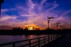 00155 (pancernik123) Tags: sunset sky nature night landscape nikon dusk nikkor d5100