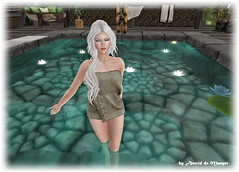Bathing Beauty (Portia Swords) Tags: sexy water fashion female silver infinity femme towel sl fantasy secondlife waterfalls femmefatale exile sim sims lorien waterscapes 30l slink fabfree fabfreeinsl fabulouslyfree fabulouslyfreeinsl exilehair glamaffair slinkfeet slinkhands infinityposes simlocations 30lsaturdays