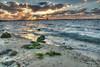 The moment! (Ali:18 (علي الطميحي)) Tags: sunset cloud sun jeddah شمس saudiarabia غروب شاطئ السعودية غيوم بحر جدة أبحر شاطئابحر