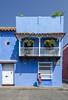 Cartagena-Colombia (Jaafar Alnasser Photography) Tags: blue cartagena old town colombia south america latin holiday tourist nikon d7000 raw 2016 azul كولومبيا كارتاهينا رحله تصوير city house light day sunny