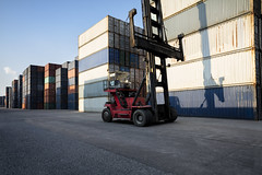 Motion blur forklift (Krunja) Tags: orange motion blur color green industry port truck person moving store movement industrial driving factory ship lift action box steel transport working machine fork cargo stack storage warehouse container equipment business cardboard rack transportation vehicle driver worker stacking pallet shipping heavy crate freight operator distribution loading forklift export lifting delivering