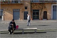 Piazza Navona (/Reality Scanner/) Tags: city houses winter urban test sunshine architecture fujifilm metropolitan januar sonnenschein 2016 xpro2 vorserie
