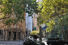 O'Connell, Hunter and Pitt Streets, Sydney (john cowper) Tags: buildings sydney australia newsouthwales oconnellstreet pittstreet hunterstreet