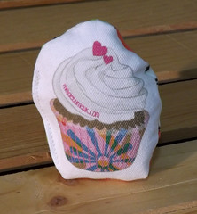 Cat Toy - Cupcake (made by mauk) Tags: cat toys catnip spoonflower madebymauk