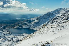View to Coniston (Alex Wrigley) Tags: uk blue winter england white lake snow mountains nature water beauty clouds landscape hill lakedistrict bluesky cumbria coniston cumberland snowylandscape winterlandscape landscapephotography lakedistrictphotography