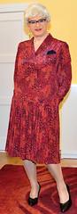 Ingrid021559 (ibach411) Tags: dress skirt mature pleated kleid faltenrock
