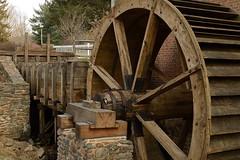 Grist Mill (bobcamm) Tags: union mills 50mm12 grist