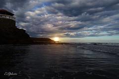 Rayito de sol #sun #beach #sunrise #elsalvadorimpresionante (EVKARY) Tags: b sun beach sunrise s el elsalvadorimpresionante