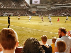 West Ham v Crystal Palace (Boleyn Ground) (Paul-M-Wright) Tags: park uk west london stand football crystal stadium trevor soccer united saturday ground ham palace 02 april match sir premier league versus upton 2016 cpfc brooking boleyn whufc