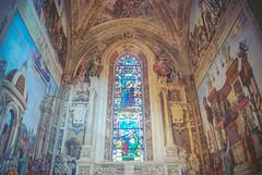 Santa Maria Novella... (Leandro Fridman) Tags: luz nikon iglesia frescos vitraux d60 santamarianovella