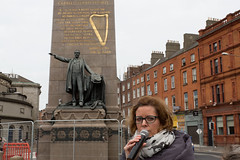 "Monument Walk along O'Connell Street Meridian on Sunday March 13th <a style=""margin-left:10px; font-size:0.8em;"" href=""http://www.flickr.com/photos/94480569@N05/25683941120/"" target=""_blank"">@flickr</a>"