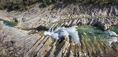 Candigliano river (Leonardo Del Prete) Tags: panorama water creek river flow fiume acqua torrente candigliano