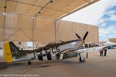P-51 Mustang (Kukui Photography) Tags: arizona tucson airshow davis afb davismonthanafb monthan