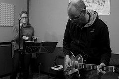IMG_5282 (PsychopathPh) Tags: la sala musica toscana anima prato nell cantante musicisti prove chitarrista bassista batterista inaudito