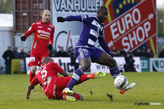 10580924-112 (rscanderlecht) Tags: sports sport foot football belgium soccer playoffs oostende roeselare ostend voetbal anderlecht playoff rsca mauves proleague rscanderlecht kvo schiervelde jupilerproleague