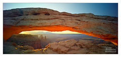 SUNRISE AT MESA ARCH, II (vieribottazzini) Tags: sunrise landscape landscapes utah nationalpark arch desert workshop canyonlands mesa mesaarch silvestri phaseone p65 bicam flexibellows