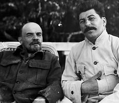 Soviet Communist leader Joseph Stalin (1879 - 1953), right, with Soviet leader Vladimir Ilyich Lenin (1870 - 1924), in Gorky (Nizhny Novgorod) 1922 [876X759] #HistoryPorn #history #retro http://ift.tt/1VB5Qq8 (Histolines) Tags: lenin history joseph with right retro communist soviet timeline leader 1922 gorky stalin 1953 novgorod 1924 vladimir 1879 1870 ilyich nizhny vinatage historyporn histolines 876x759 httpifttt1vb5qq8