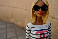 Barbie Look night Out (Jess_Doll Addict) Tags: look night out doll barbie mattel reroot