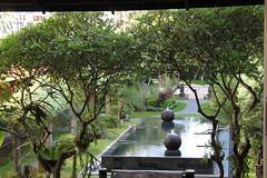 Garden Fountains (rishao262) Tags: trees bali plants water gardens indonesia pools sanur epicadventure sanurparadiseplazahotel