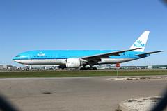 "Klm Airlines""Chichen-Itza""PH-BQC (shumi2008) Tags: boeing klm airlines yyz 777200er b772"