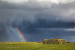 Cotswold Storm (eddiestannes1) Tags: storm rainbow cotswold 600d 24105l
