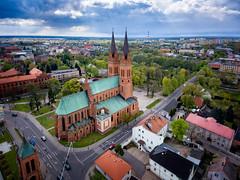 Wloclawek, Poland   /explore (Pawelus) Tags: fly poland polska lapinski dji wocawek