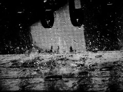 Why does it always rain on me? (Mango*Photography) Tags: abstract art me water rain weather drops photographer contemporary
