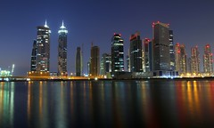 Skyline of Dubai (Frans.Sellies) Tags: dubai uae unitedarabemirates  img0927