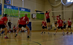 Solent v Tendring (monkeysppp) Tags: solent volleyball southampton mensvolleyball
