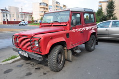 Land Rover Defender 90 (SergiuSV) Tags: car offroad 4x4 diesel 4wd rover land vehicle 90 defender offroader 44 offroadvehicles worldcars