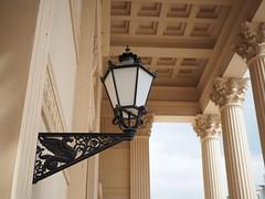 Lampe_01 (Kurrat) Tags: lampe architektur ausflug laterne potsdam brandenburg reise nikolaikirche sule stdtereise
