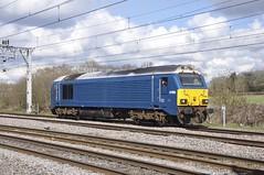 67003 (8A.Rail) Tags: dbs actonbridge 67003 0z71
