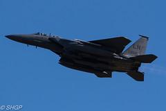 F-15E Strike Eagle, RAF Lakenheath (harrison-green) Tags: color colour speed canon rainbow force mud eagle aircraft aviation air united jet royal fast sigma vehicle strike states hen usaf vapour raf lakenheath f15e usafe 700d 150500mm
