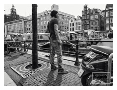 Singel (Bloemenmarkt) Amsterdam (Framepile ) Tags: panasonic dmclx7