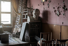 Lenin (I g o r ь) Tags: lenin urban abandoned rust decay forgotten urbanexploration decayed sovietunion ussr cccp lostplaces sonya7 ilce7