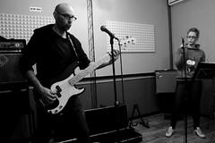 IMG_5272 (PsychopathPh) Tags: la sala musica toscana anima prato nell cantante musicisti prove chitarrista bassista batterista inaudito