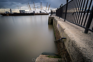 Shot 3 in my Long Exposure series of London's O2 Arena (Millennium Dome)