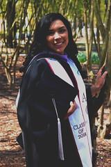 L 2016 Graduation (jameriaphotography) Tags: portrait girl campus lion graduation sash cap gown odu hamptonroads graduating graduationcap portraitphotography