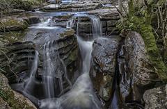 Water Feature (gobgod) Tags: longexposure water waterfall nikon rocks d7100