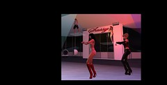First dance at Sassy's with Cherry (anniedora651) Tags: sassy