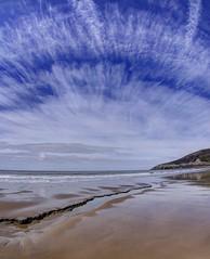 Rise and shine (pauldunn52) Tags: sky heritage wales temple bay coast glamorgan