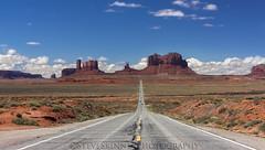 """""""Run Forrest Run"""" (sjs61) Tags: landscapes utah monumentvalley forrestgump steveskinner steveskinnerphotography sjs61 mile13marker"""