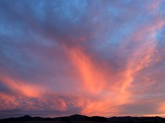 Fire in the Sky (bananajode) Tags: explore soop iphone5s